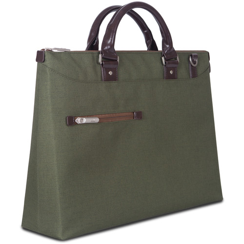 Moshi Urbana Briefcase (Forest Green)