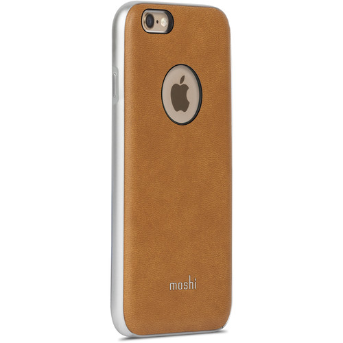 Moshi iGlaze Napa Case for iPhone 6/6s (Beige)