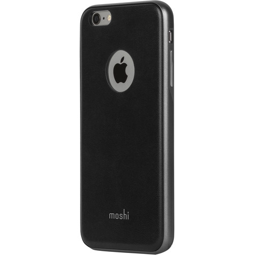 Moshi iGlaze Napa Case for iPhone 6 Plus/6s Plus (Black)