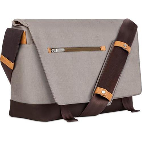 "Moshi Aerio Messenger Bag for 15"" Laptop or Tablet (Titanium Gray)"