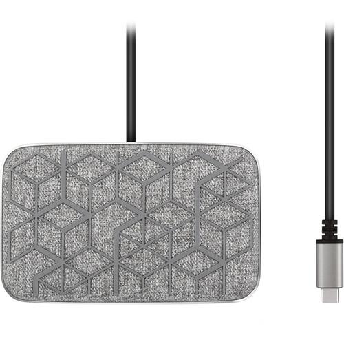 Moshi Symbus Q USB Type-C Docking Station with Qi Charging Pad