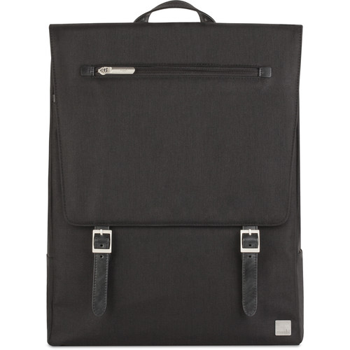 """Moshi Helios Backpack for a 15"""" Laptop (Charcoal Black)"""