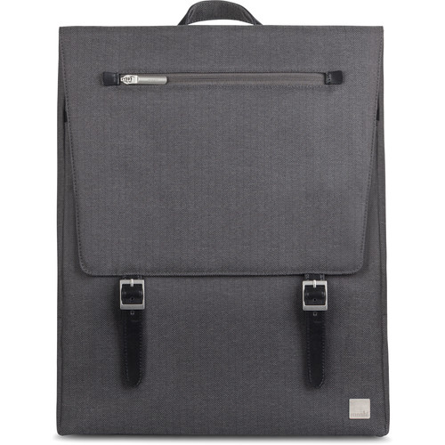 "Moshi Helios Backpack for an up to 15"" Laptop or Tablet (Herringbone Gray)"