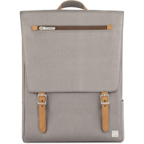 "Moshi Helios Lite Slim Backpack for 13"" Laptops (Titanium Gray)"
