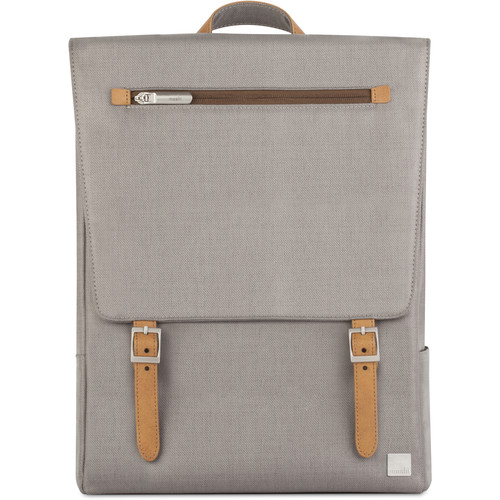 "Moshi Helios Lite Backpack for an up to 13"" Laptop or Tablet (Titanium Gray)"