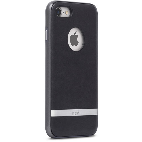 Moshi Napa Case for iPhone 7 (Black)