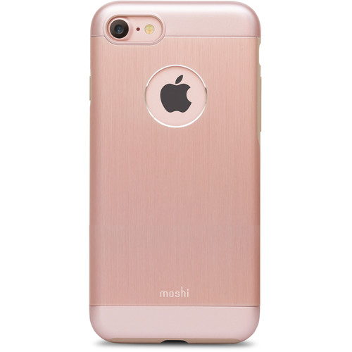 moshi armour for iphone 7 rose gold 99mo088251 b h photo video. Black Bedroom Furniture Sets. Home Design Ideas