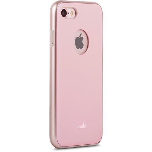Moshi iGlaze Case for iPhone 7 (Pink)