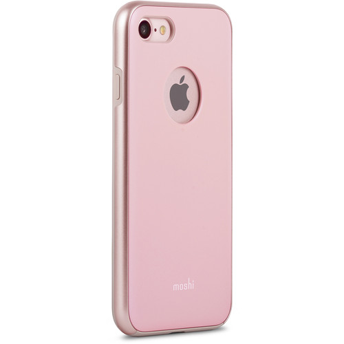 Moshi iGlaze Case for iPhone 7 (Pink)