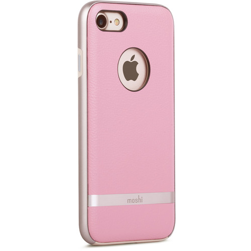 Moshi Napa Case for iPhone 7 (Pink)
