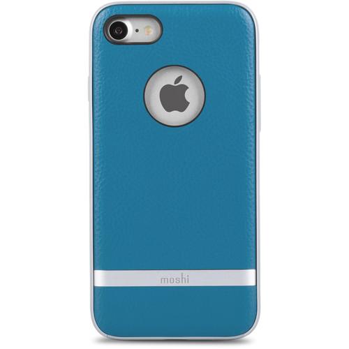 Moshi Napa Case for iPhone 7 (Blue)