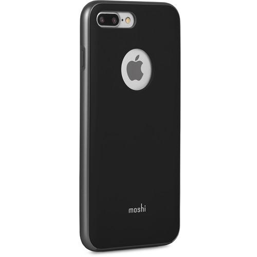 Moshi iGlaze Case for iPhone 7 Plus (Black)