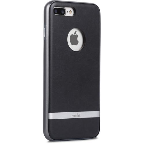 Moshi Napa Case for iPhone 7 Plus (Black)