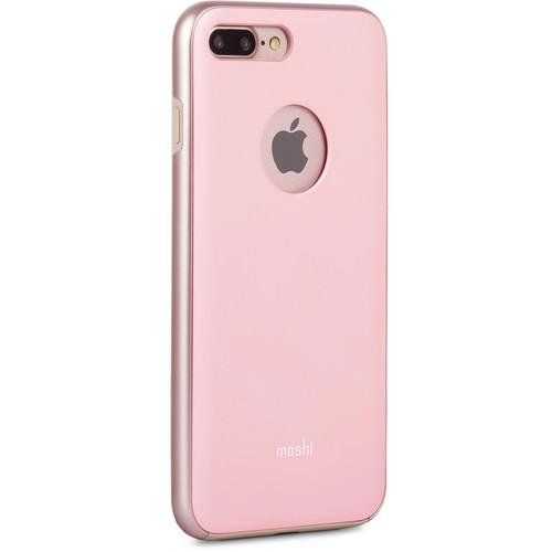 Moshi iGlaze Case for iPhone 7 Plus (Pink)