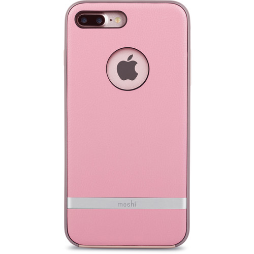 Moshi Napa Case for iPhone 7 Plus (Pink)