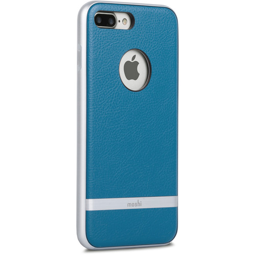 Moshi Napa Case for iPhone 7 Plus (Blue)