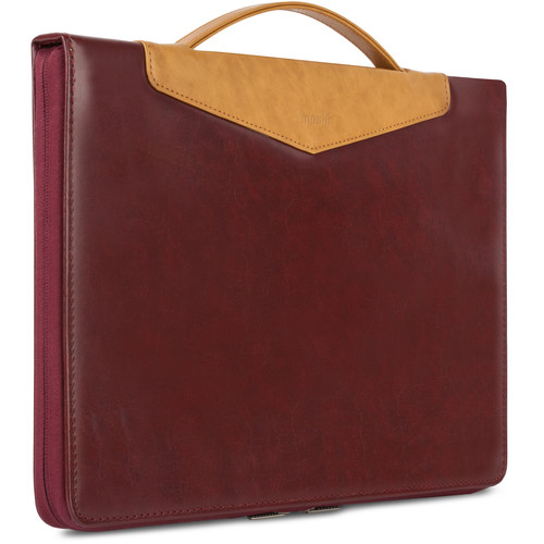 """Moshi Codex for the 13"""" MacBook Pro (Burgundy Red)"""