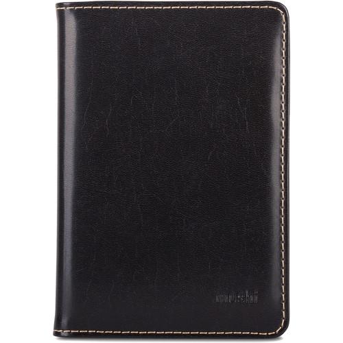 Moshi Travel Passport Holder (Black)