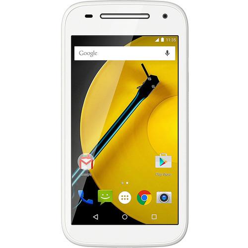 Moto Moto E (2nd Gen.) XT1529 8GB Verizon Smartphone (White)
