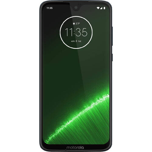Moto G7 Plus 64GB Smartphone (Unlocked)
