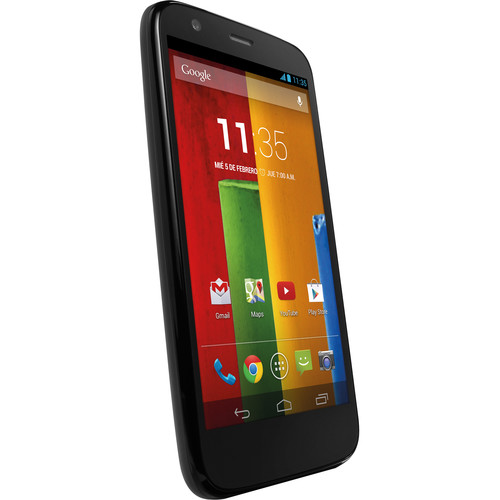Moto G XT1045 First Gen 8GB Smartphone (Unlocked, Black)