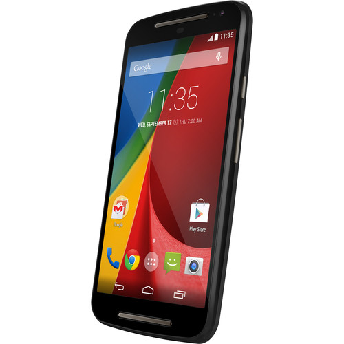 Motorola Moto G XT1063 Global Variant 2nd Gen 8GB Smartphone (Unlocked, Black)