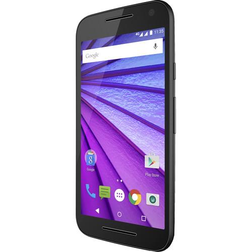 Motorola Moto G XT1540 3rd Gen 16GB Smartphone (Unlocked, Black )