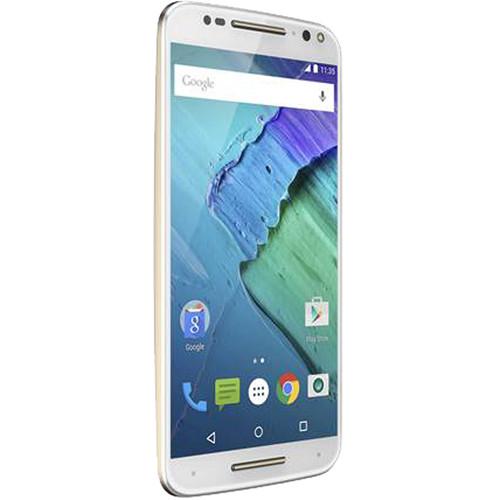 Moto Moto X Pure Edition 32GB Smartphone (Unlocked, White)