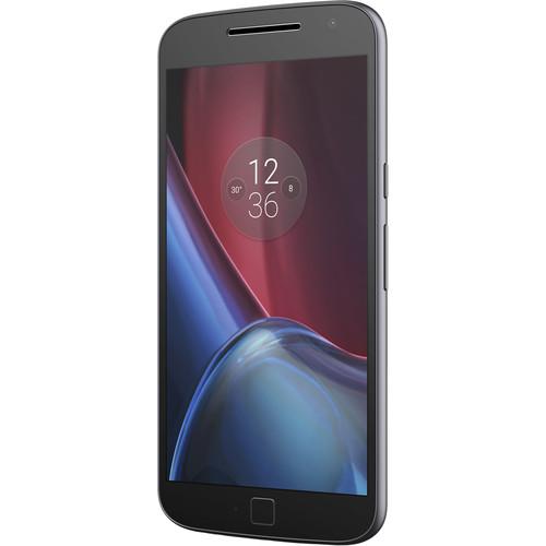 Moto G Plus XT1644 4th Gen. 16GB Smartphone (Unlocked, Black)