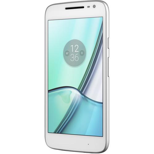 Moto Moto G Play XT1607 4th Gen. 16GB Smartphone (Unlocked, White)