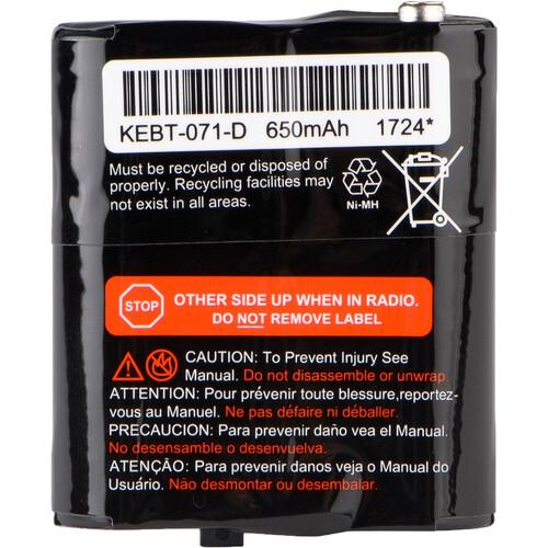 Motorola Two-Way Radio Rechargeable NiMH Battery (AAA, 700mAh)