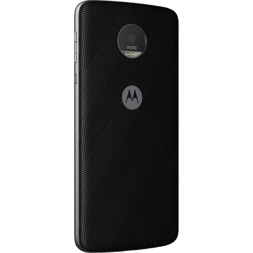Moto Style Shell for Moto Z Family (Herringbone Nylon)