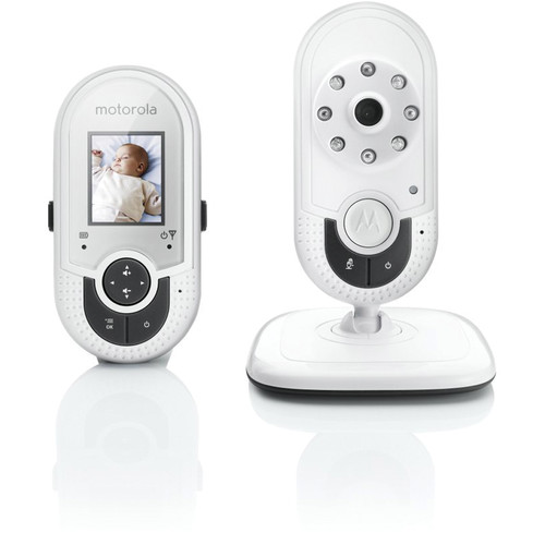 motorola wireless digital video baby monitor mbp621 b h photo. Black Bedroom Furniture Sets. Home Design Ideas