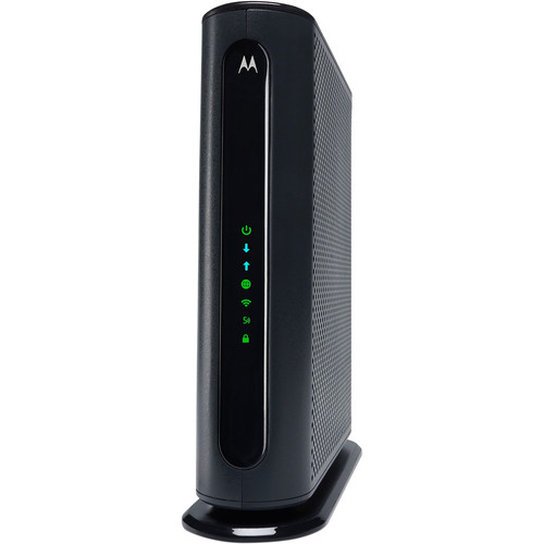 Motorola MG7540-10 16x4 686 Mbps DOCSIS 3.0 Cable Modem with AC1600 Dual-Band Wi-Fi