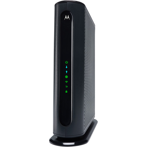 Motorola MG7550 16x4 686 Mbps DOCSIS 3.0 Cable Modem with AC1900 Dual-Band Wi-Fi