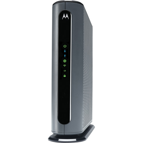 Motorola MG7700 AC1900 Dual-Band DOCSIS 3.0 Cable Modem Router