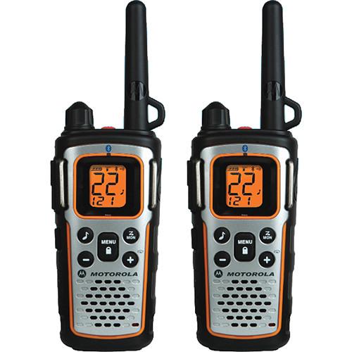Motorola MU350R Talkabout 2-Way Radio (Pair)