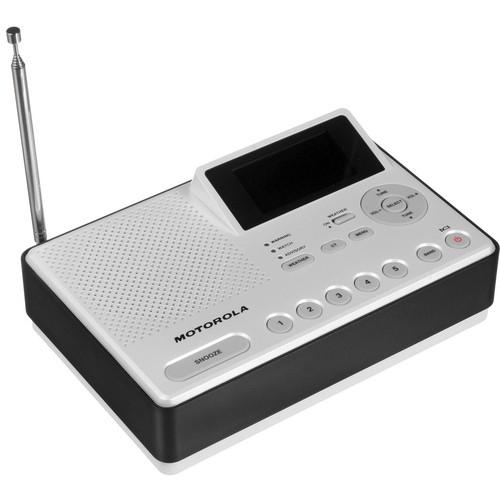 Motorola MWR839 Weather Alert Radio
