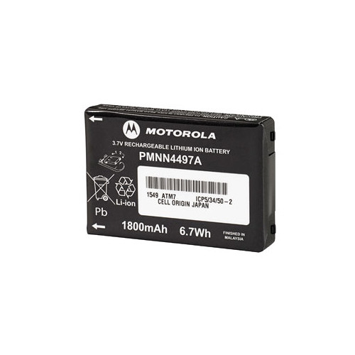 Motorola PMNN4497 3.7V Li-Ion 1800 mAh Battery