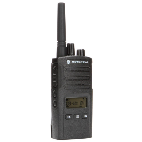 Motorola RMU2080d On-Site 2-Way Business Radio with Display (Single)