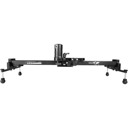 """Mottus Traveler Basic Camera Slider Kit with Motor (24"""")"""