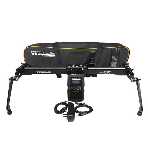 """Mottus Traveler Pro Camera Slider Kit with Motor (24"""")"""