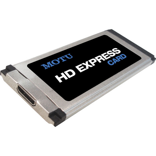 MOTU Video ExpressCard/34 Adapter Kit