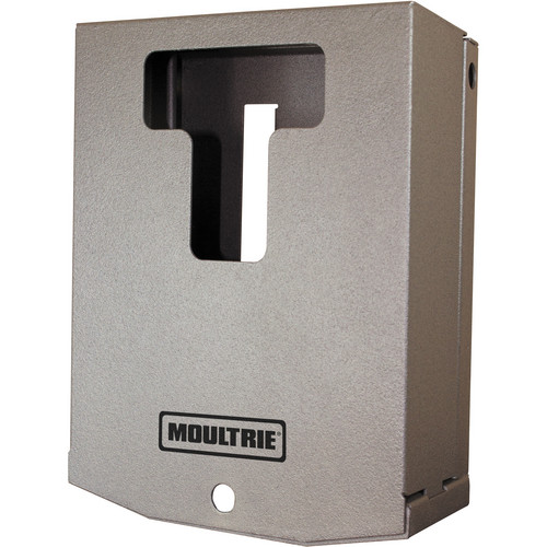 Moultrie Mini-Cam Security Box for A-5 & A-8 Trail Cameras (Olive Drab Green)