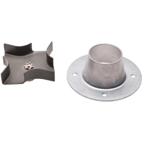 Moultrie Metal Spinner Plate & Funnel Kit