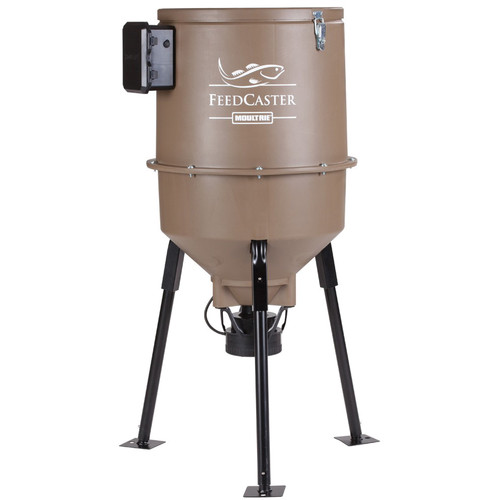 Moultrie 30-Gallon Feedcaster Fish Feeder