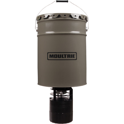 Moultrie 6.5 Gallon Pro Hunter Hanging Deer Feeder