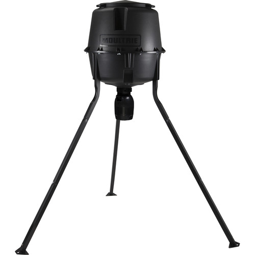 Moultrie Quick-Lock Directional Tripod Feeder (30 Gallons)