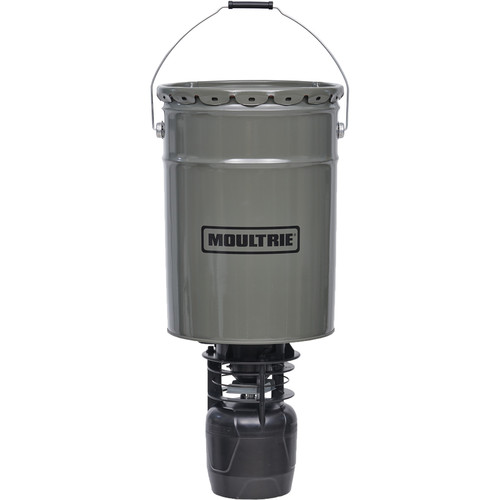 Moultrie 6.5 Gallon Pro Hunter II Hanging Feeder