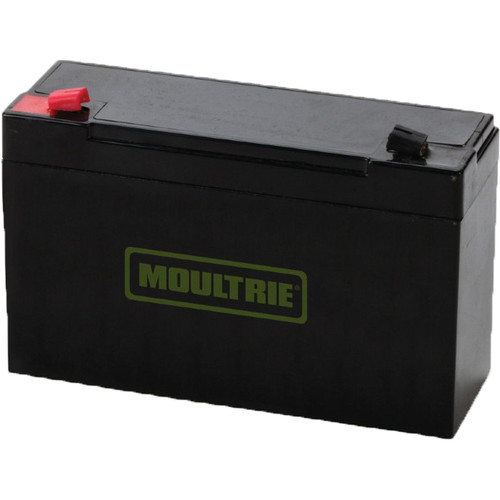 Moultrie 6 Volt 12 Amp Rechargeable Battery